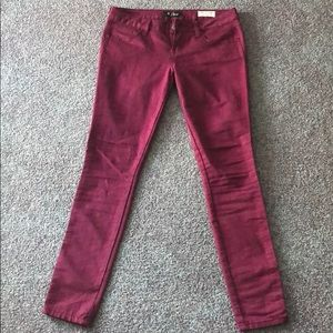 GUESS low rise jeggings